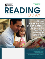 "Reading Today Magazine "" Making Strides in Mexican Literacy Education"""