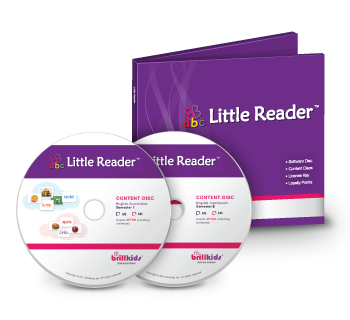 little reader two disks