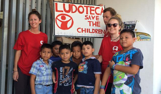 Save the Children center
